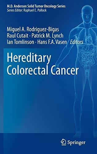 Hereditary Colorectal Cancer (Hardback)