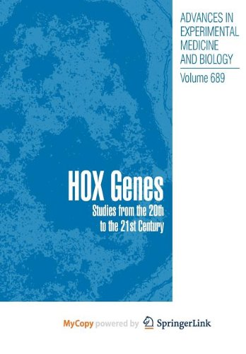 9781441966742: Hox Genes: Studies from the 20th to the 21st Century