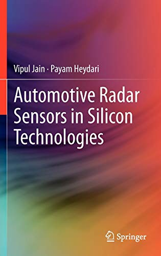 9781441967749: Automotive Radar Sensors in Silicon Technologies