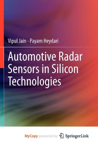 9781441967763: Automotive Radar Sensors in Silicon Technologies