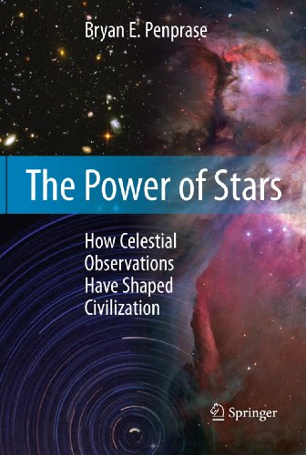 9781441968029: The Power of Stars: How Celestial Observations Have Shaped Civilization