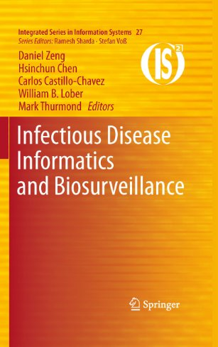 Infectious Disease Informatics and Biosurveillance (Hardback)