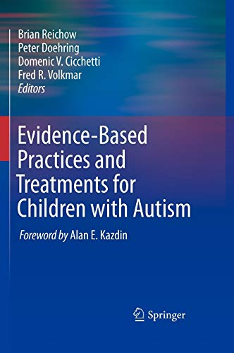 9781441969736: Evidence-Based Practices and Treatments for Children with Autism