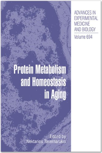 Protein Metabolism and Homeostasis in Aging (Hardcover)