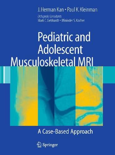 9781441970077: Pediatric and Adolescent Musculoskeletal MRI: A Case-Based Approach
