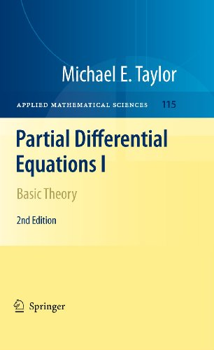 9781441970541: Partial Differential Equations I: Basic Theory (Applied Mathematical Sciences)