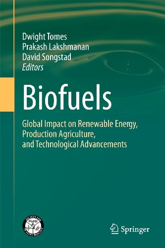 9781441971449: Biofuels: Global Impact on Renewable Energy, Production Agriculture, and Technological Advancements