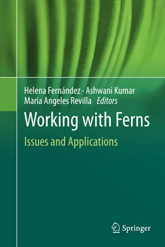 Working with Ferns: Issues and Applications (Hardback)