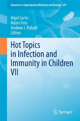 Hot Topics in Infection and Immunity in Children VII: Nigel Curtis