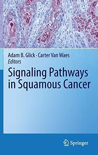 Signaling Pathways in Squamous Cancer: Glick, Adam B. (Editor)