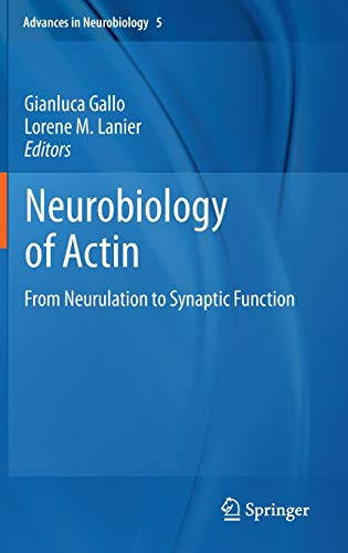 Neurobiology of Actin: Gianluca Gallo