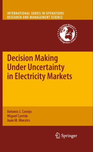 9781441974204: Decision Making Under Uncertainty in Electricity Markets (International Series in Operations Research & Management Science)