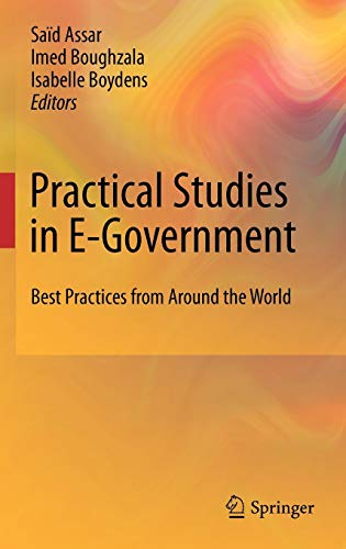 9781441975324: Practical Studies in E-Government: Best Practices from Around the World