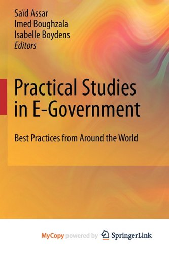 9781441975348: Practical Studies in E-Government: Best Practices from Around the World