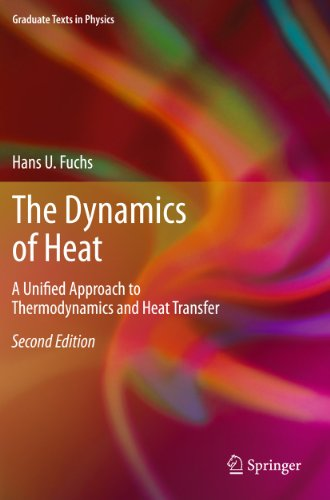 9781441976031: The Dynamics of Heat: A Unified Approach to Thermodynamics and Heat Transfer (Graduate Texts in Physics)