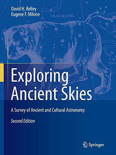 9781441976239: Exploring Ancient Skies: An Survey of Ancient And Cultural Astronomy