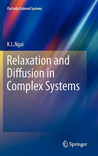 9781441976482: Relaxation and Diffusion in Complex Systems (Partially Ordered Systems)