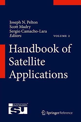 9781441976727: Handbook of Satellite Applications