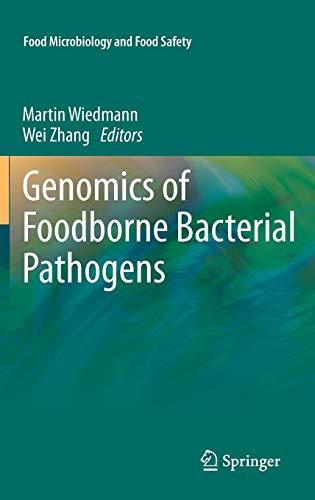 Genomics of Foodborne Bacterial Pathogens: Martin Wiedmann