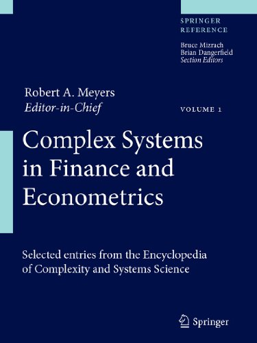 Complex Systems in Finance and Econometrics (Hardcover)