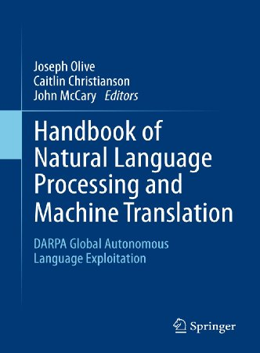 Handbook of Natural Language Processing and Machine