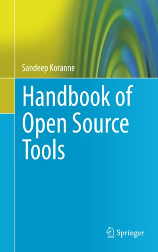 9781441977182: Handbook of Open Source Tools