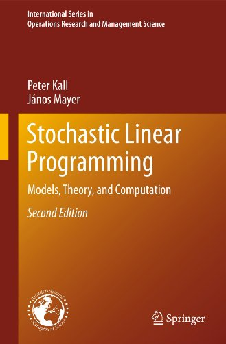 9781441977281: Stochastic Linear Programming: Models, Theory, and Computation