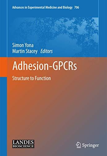 Adhesion-GPCRs: Simon Yona