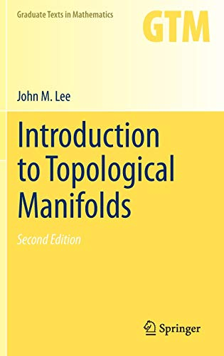 9781441979391: Introduction to Topological Manifolds (Graduate Texts in Mathematics)