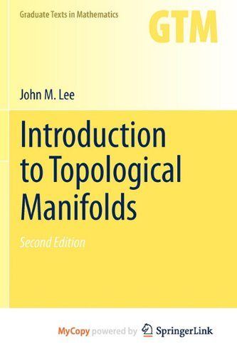 9781441979414: Introduction to Topological Manifolds