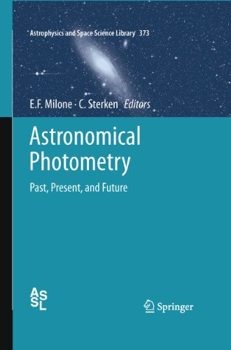 9781441980496: Astronomical Photometry: Past, Present, and Future (Astrophysics and Space Science Library)