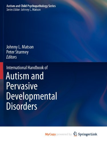 9781441980663: International Handbook of Autism and Pervasive Developmental Disorders