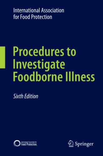 9781441983954: Procedures to Investigate Foodborne Illness