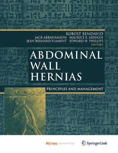 9781441985750: Abdominal Wall Hernias