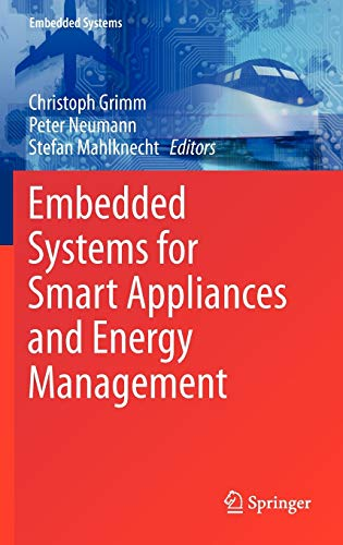 9781441987945: Embedded Systems for Smart Appliances and Energy Management