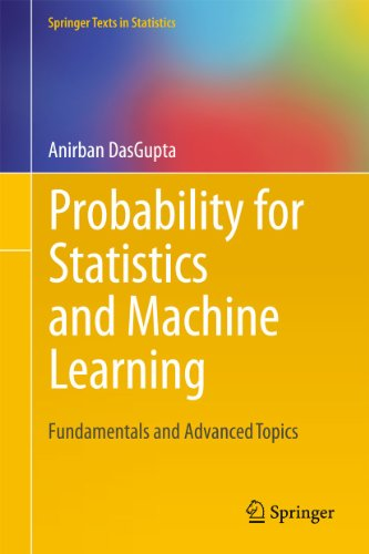 9781441988065: Probability for Statistics and Machine Learning (Springer Texts in Statistics)