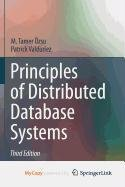 9781441988355: Principles of Distributed Database Systems