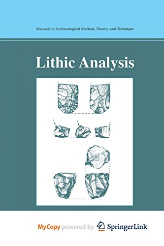 9781441990105: Lithic Analysis