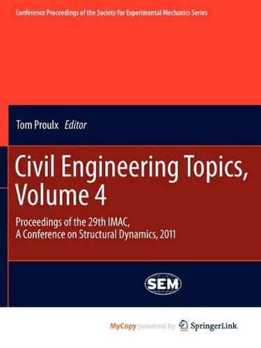 9781441993175: Civil Engineering Topics, Volume 4