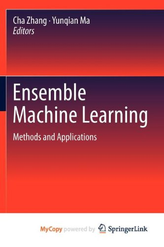 9781441993274: Ensemble Machine Learning: Methods and Applications