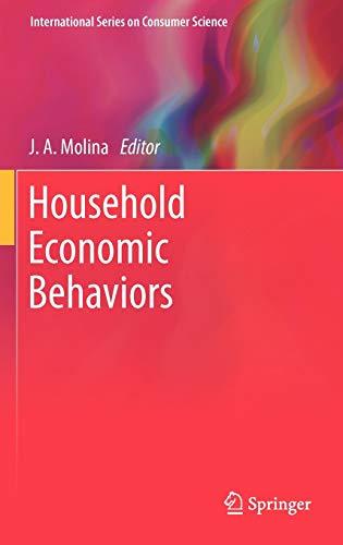 9781441994301: Household Economic Behaviors (International Series on Consumer Science)
