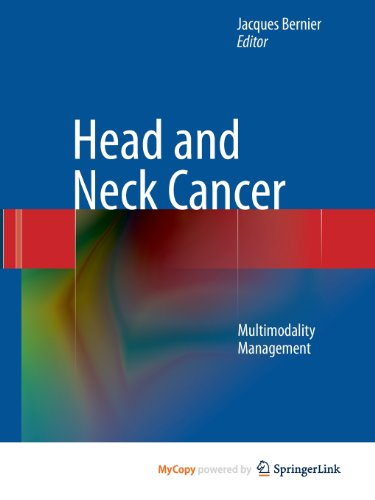 9781441994653: Head and Neck Cancer: Multimodality Management