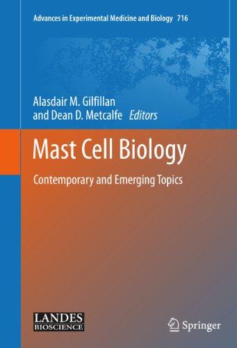 Mast Cell Biology: Alasdair M. Gilfillan