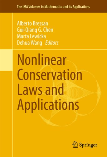 9781441995537: Nonlinear Conservation Laws and Applications (The IMA Volumes in Mathematics and its Applications)