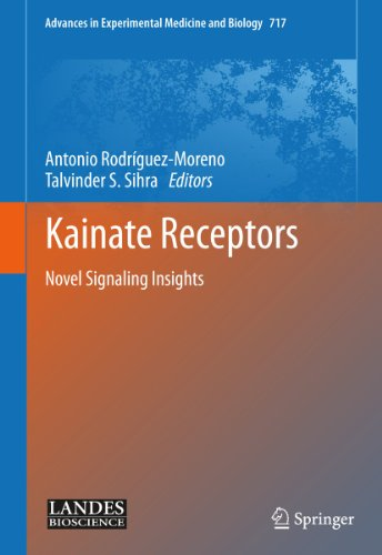 Kainate Receptors: Novel Signaling Insights (Advances in Experimental Medicine and Biology, Vol. ...