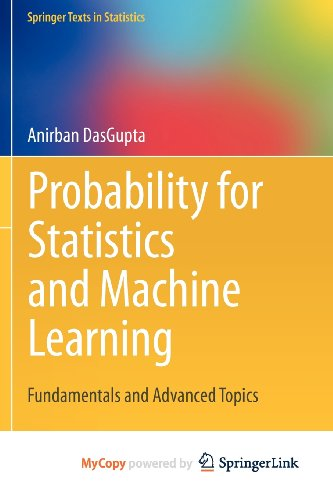 9781441996350: Probability for Statistics and Machine Learning