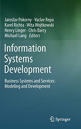 Information Systems Development: Jaroslav Pokorny