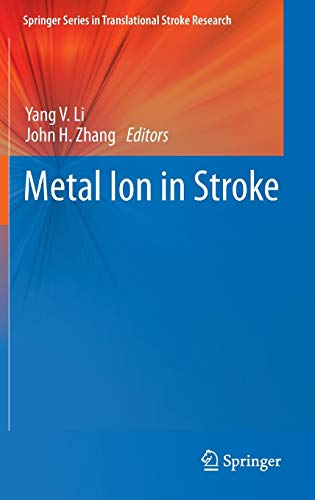 Metal Ion in Stroke: Yang V. Li