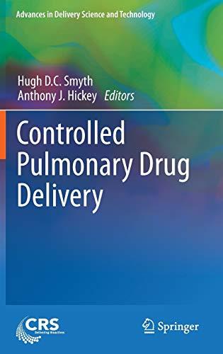 Controlled Pulmonary Drug Delivery (Hardback)