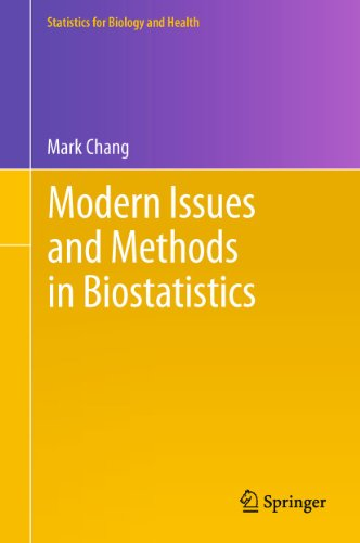9781441998415: Modern Issues and Methods in Biostatistics (Statistics for Biology and Health)
